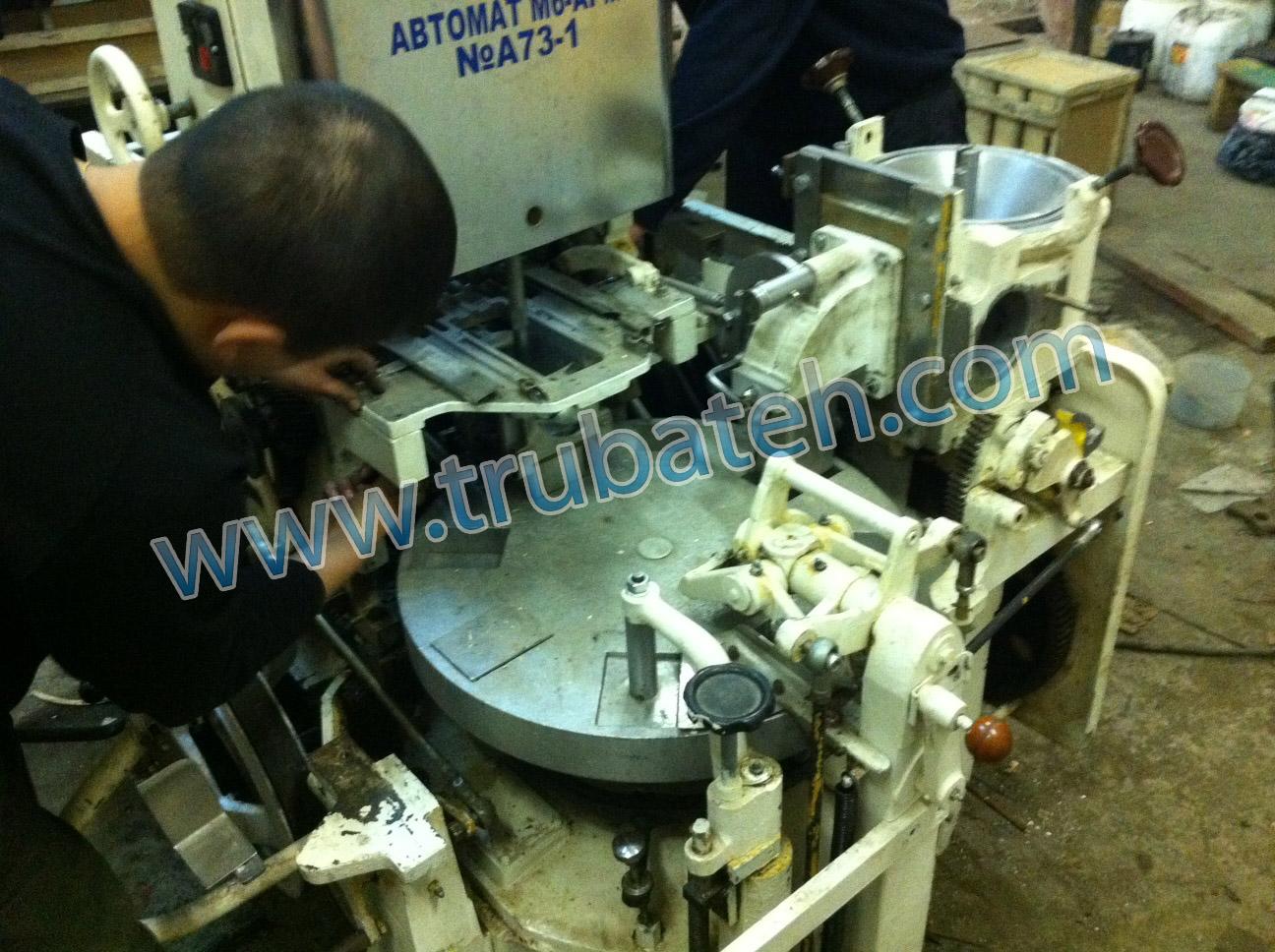 Описание фасовочного автомата арм